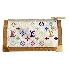 Murakami for Louis Vuitton Monogram Key Holder