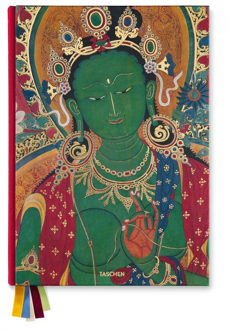 A world heritage landmark, this SUMO-sized publication presents the most precious surviving murals of Tibetan Buddhist culture. For the first time, these astonishing and intricate masterpieces can be appreciated in blazing color and life-size