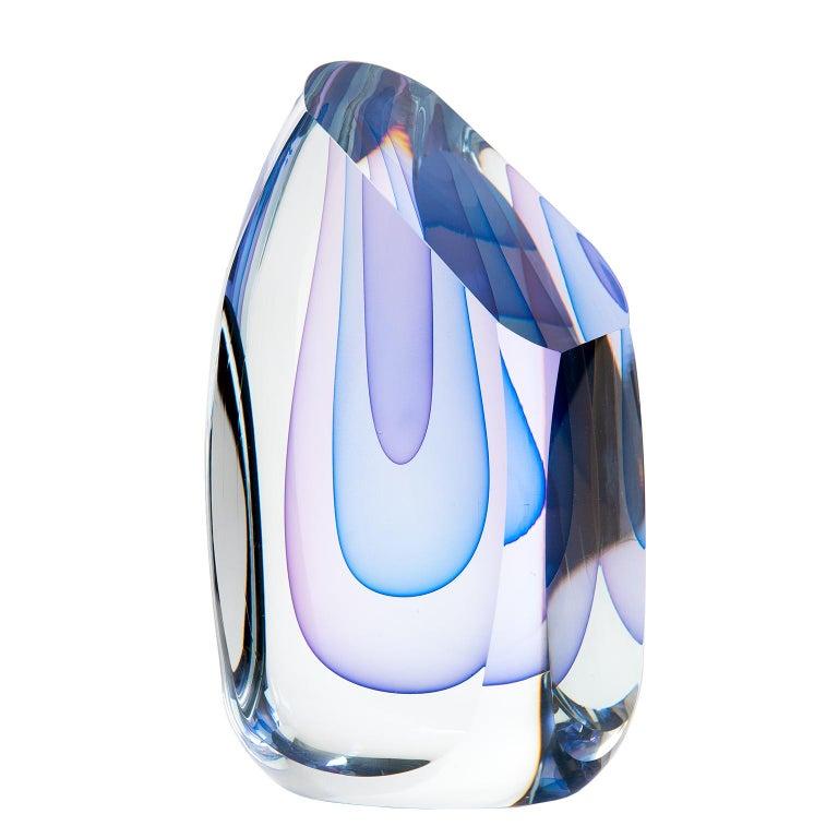 Italian Murano Art Glass Sculpture after Luigi Onesto