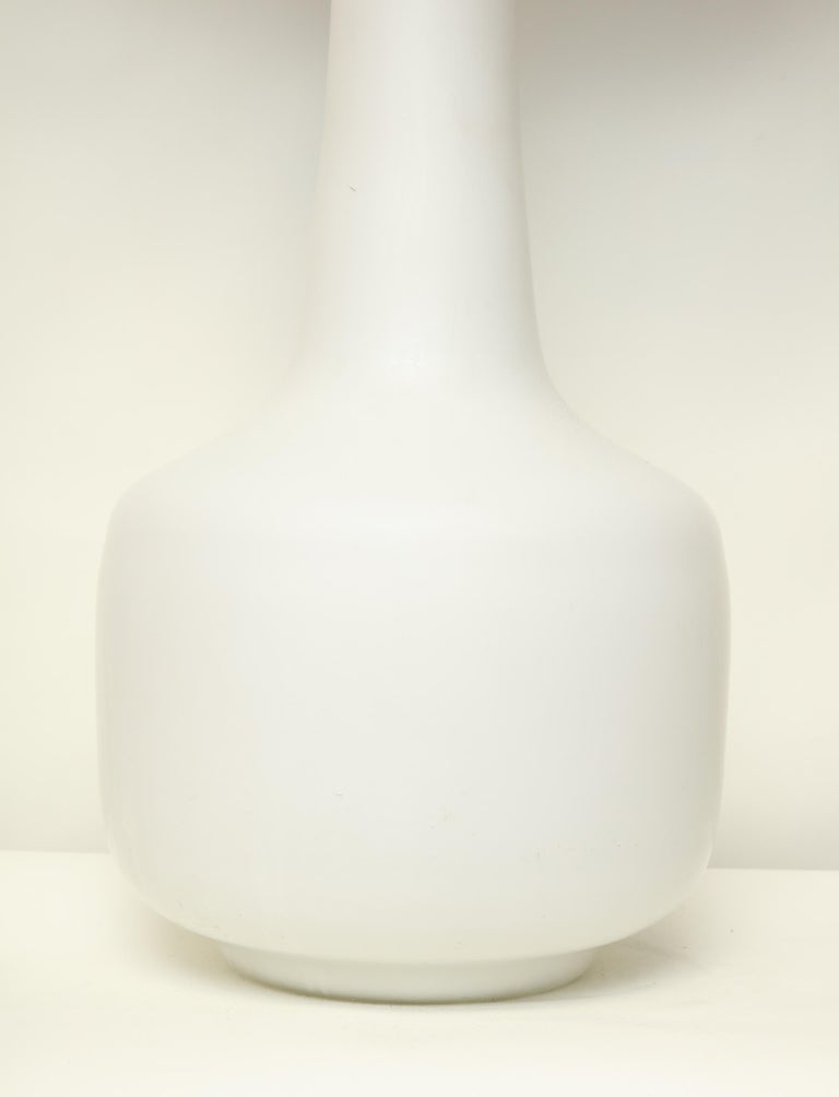 Murano Art Glass Table Lamp Mid-Century Modern, Italy, 1960s For Sale 2
