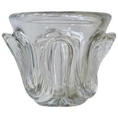 Murano Crystal Vase