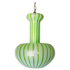 Murano Fixture in Exceptional Green