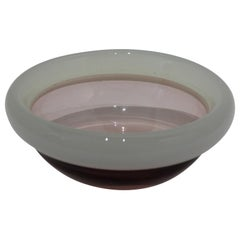 Murano Glass Bowl by Seguso