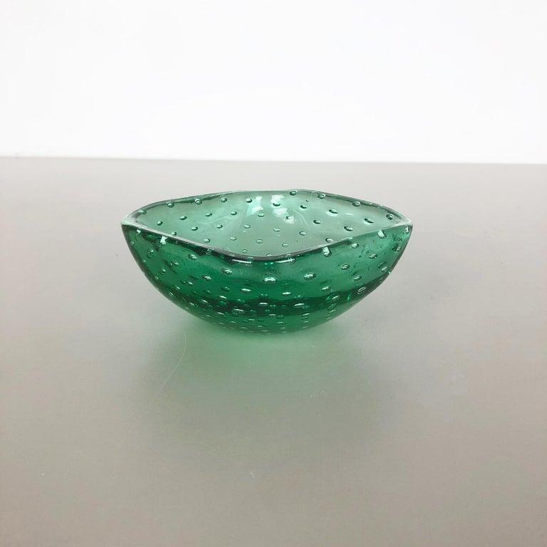 Italian Murano Glass Bullicante