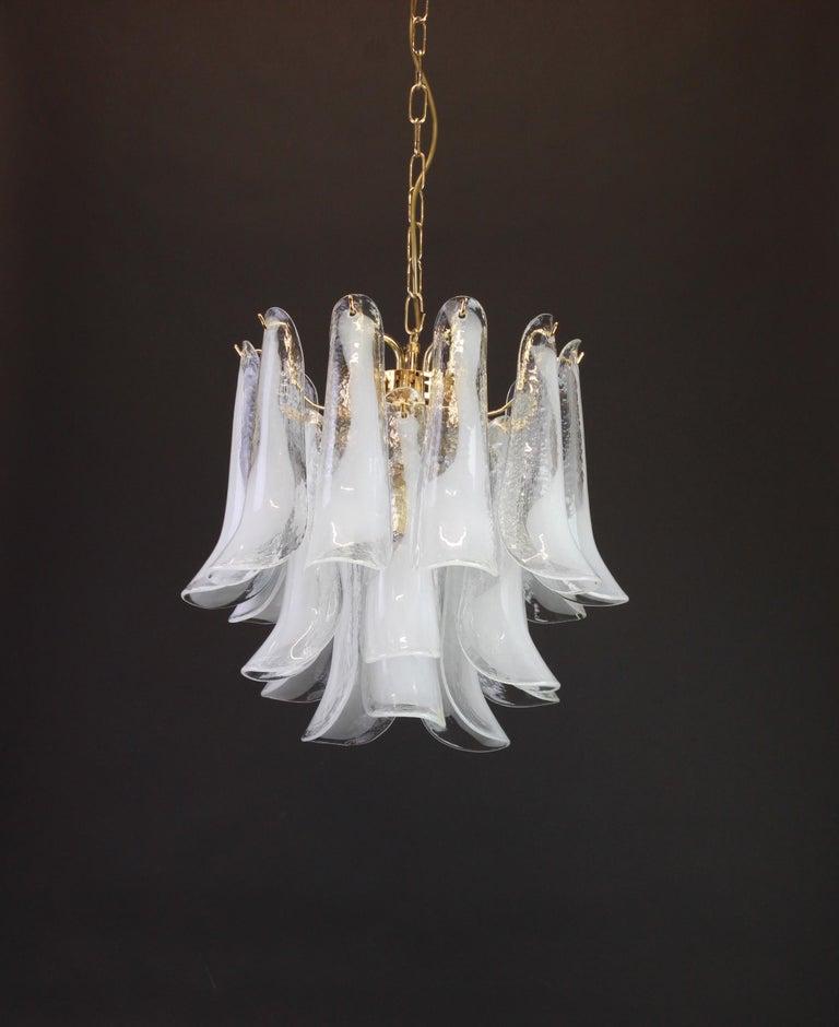 Murano Glass Chandelier Designed by Carlo Nason for Mazzega, 1970s 7