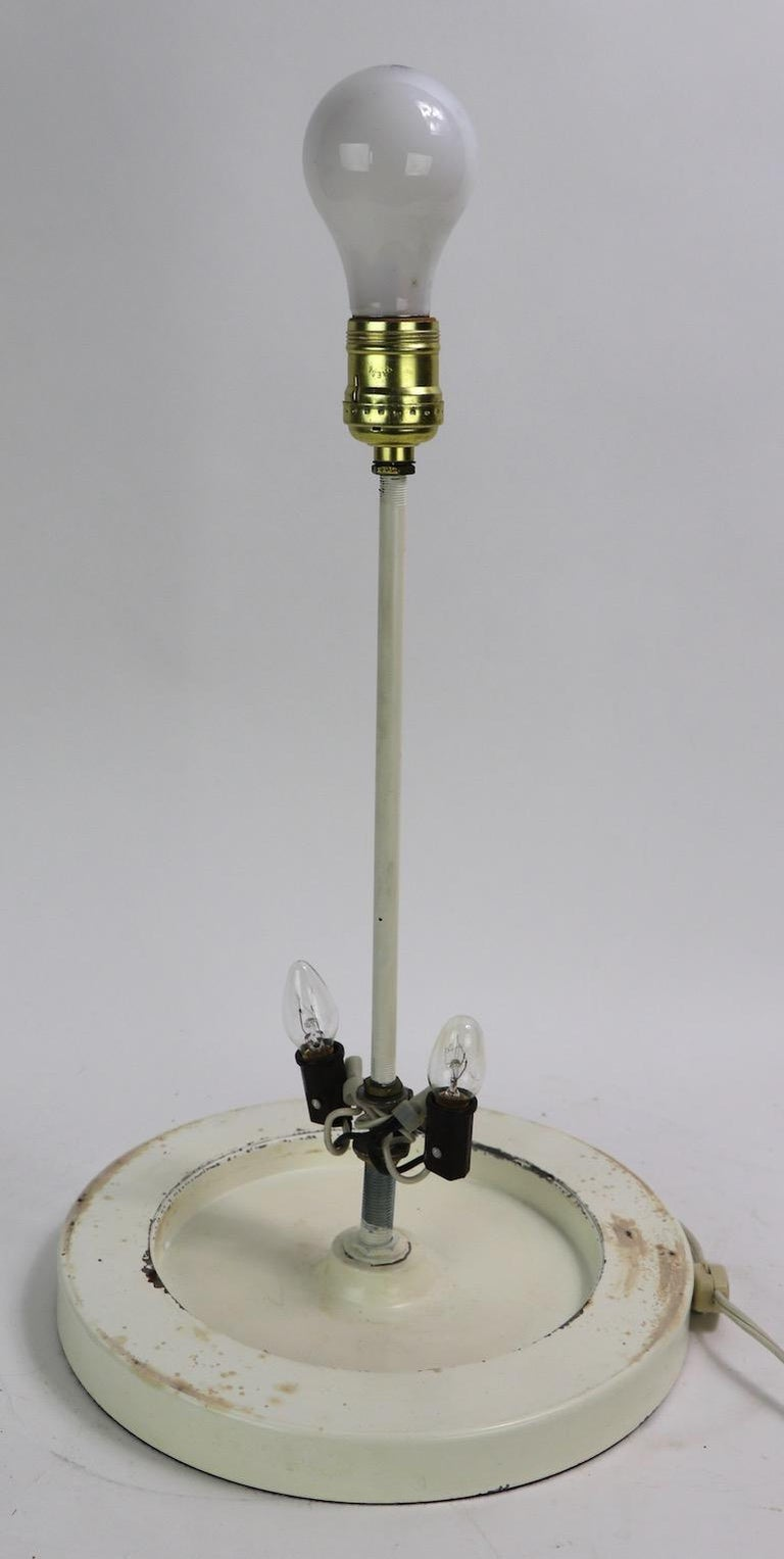 Murano Glass Cumulus Pawn Lamp by Mazzega attributed to Carlo Nason For Sale 6