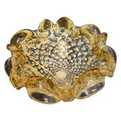 Murano Glass Dish, Ashtray