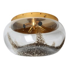 Murano Glass Flush Mount