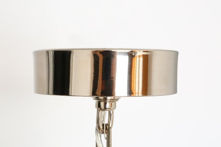 Murano Glass Globe Pendant For Sale 13