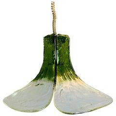 Murano Glass Hanging Lamp by Carlo Nason, 1960s