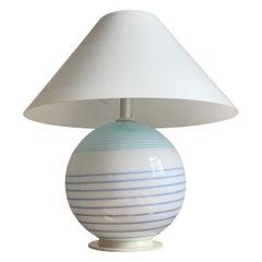 Murano Glass Lamp, 1970's
