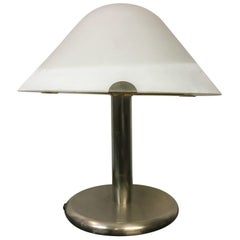 Murano Glass Large Ve Art Table Lamp from the 1970s