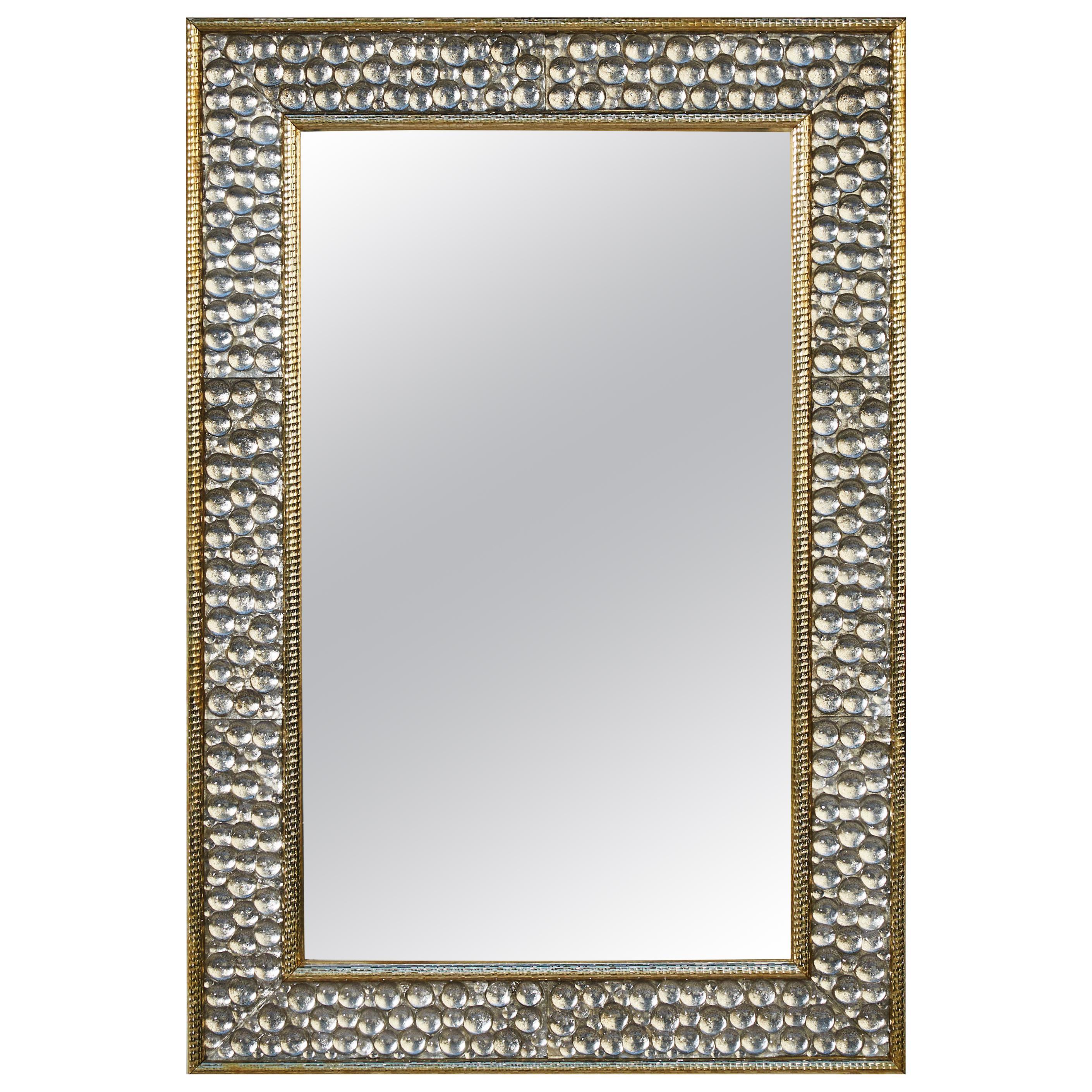 Murano Glass Mirror by Studio Glustin