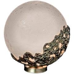 """Murano Glass """"Natalia"""" Floor Lamp, Angelo Brotto"""