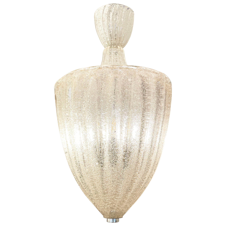 Murano Glass Pendant, Italy, 1960s