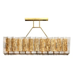 Murano Glass Scavo Chandelier