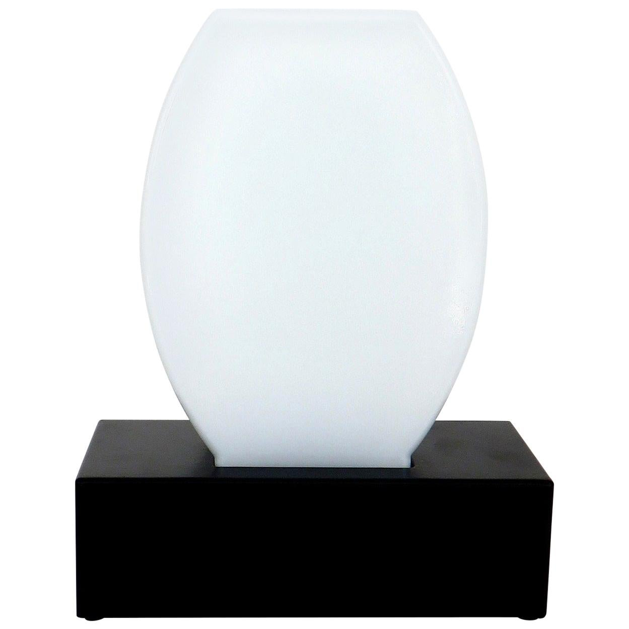 Murano Glass Table Lamp Dorane by Ettore Sottsass for Stilnovo