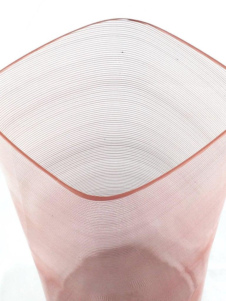Mid-20th Century Murano Glass Vase