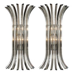 Murano Glass Venini Wall Sconces
