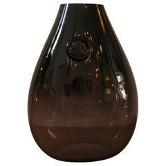 Murano Hand Blown Glass Vase