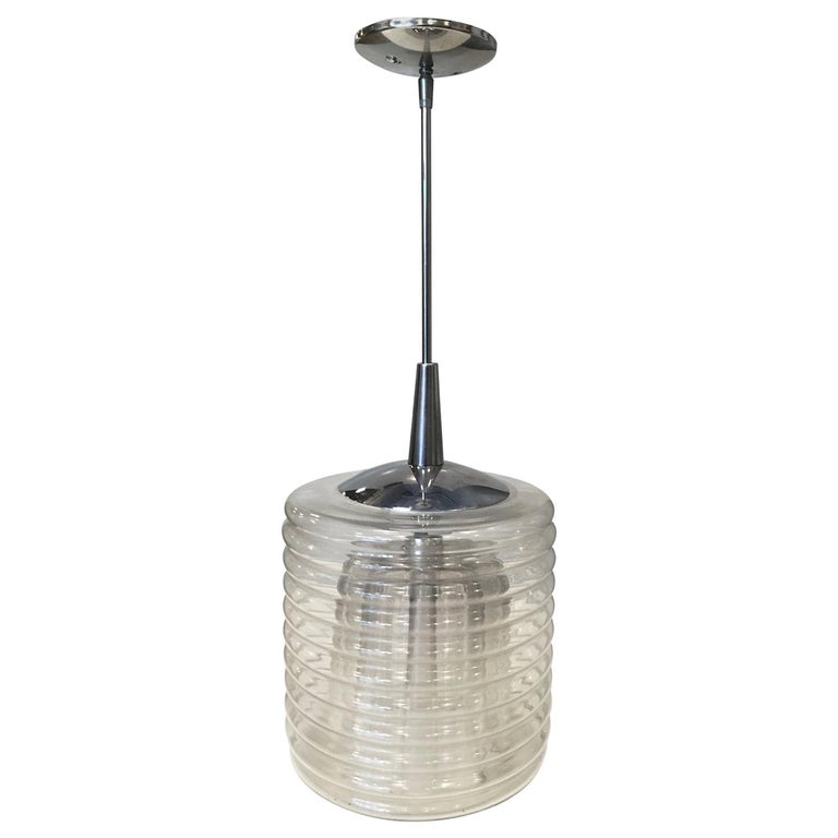 Murano Honeycomb Light Fixture For Sale