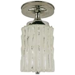 Kalmar Mid Century Murano Glass Ceiling Light(5 available)
