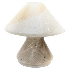 Murano Mushroom Table Lamp, 1970s