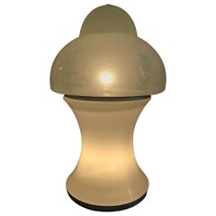 Large Murano Table Lamp by Carlo Nason made in Italy