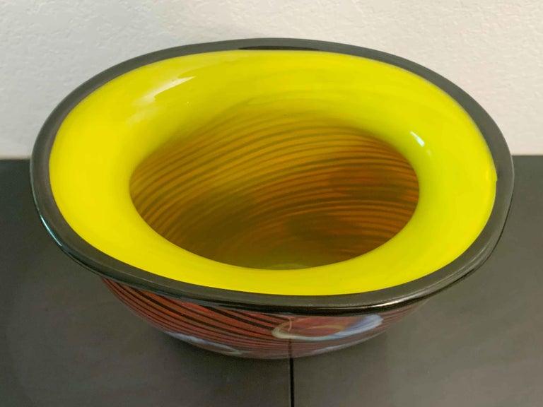 20th Century Murano Vase For Sale