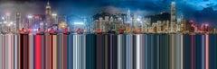 Facsimile - Hong Kong #5  -urban photography