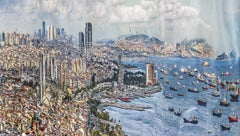 Muta-Morphosis - Istanbul, Ataköy #01  -urban photography