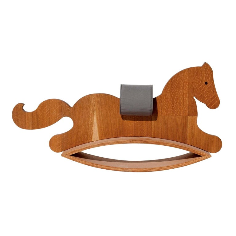 Murgese Rocking Horse by Apulia Design For Sale