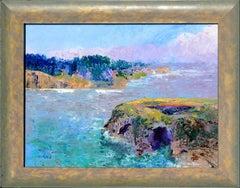 California Coast by Muriel Emily Goodfield