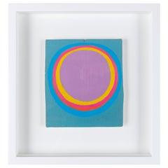 Murray Hantman Abstract Painting, USA, 1960s