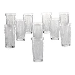 Muses Highball Glasses by Lalique