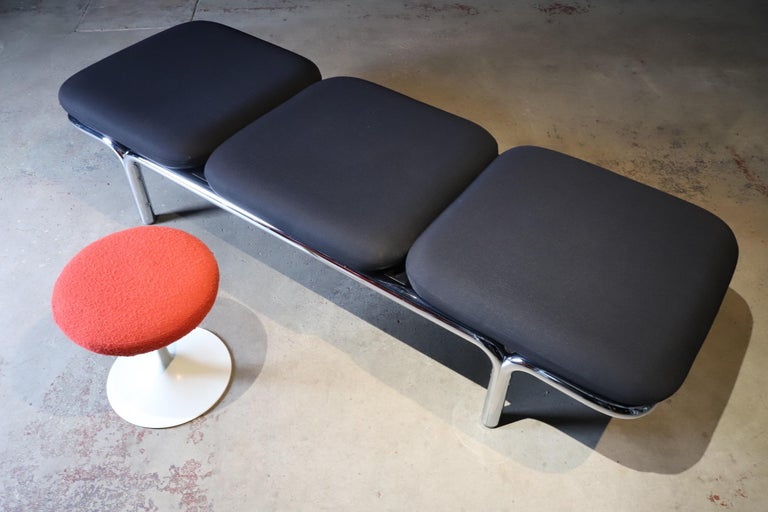 Museum Bench by Brian Kane for Metropolitan Furniture For Sale 8