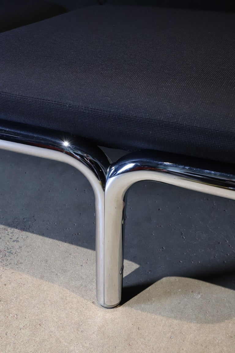 Modern Museum Bench by Brian Kane for Metropolitan Furniture For Sale