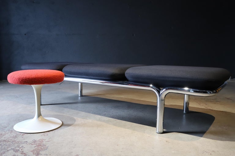 North American Museum Bench by Brian Kane for Metropolitan Furniture For Sale