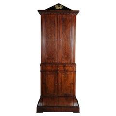 Museum Empire Cabinet / Writing Cabinet, around 1800
