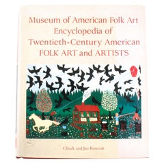 Museum of American Folk Art, Encyclopaedia of 20th Century Folk Art & Artists