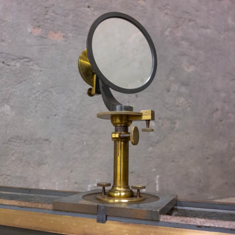 Museum Quality Measuring Instrument, PH & F. Pellin, Paris, circa 1900 For Sale 3
