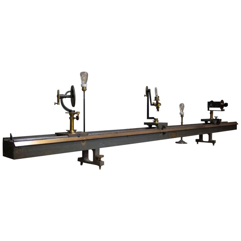 Museum Quality Measuring Instrument, PH & F. Pellin, Paris, circa 1900 For Sale