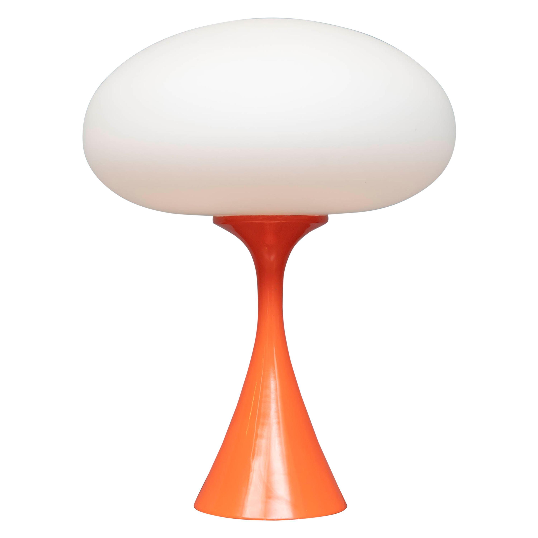 Mushroom Laurel Lamp