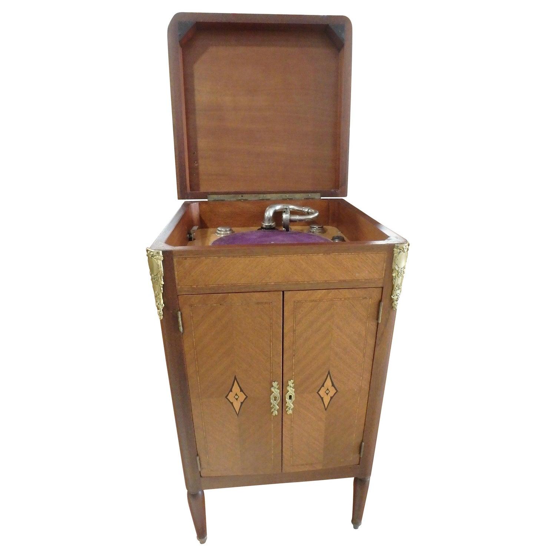 Music Cabinet Victrola For Sale At 1stdibs