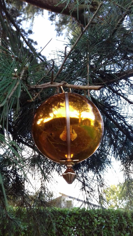 Musical Christmas Ball Christmas Tree Christmas Ornament Music Box Silent Night 5