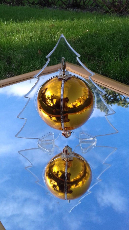 Musical Christmas Ball Christmas Tree Christmas Ornament Music Box Silent Night 7