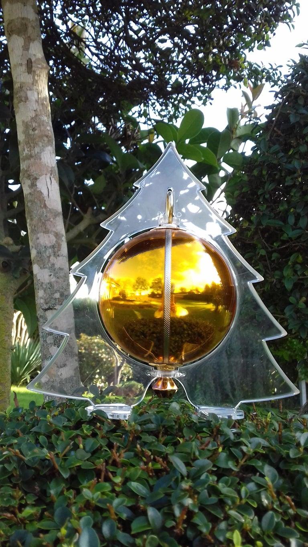 Musical Christmas Ball Christmas Tree Christmas Ornament Music Box Silent Night 9