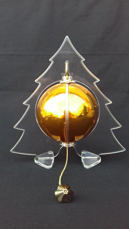 Musical Christmas Ball Christmas Tree Christmas Ornament Music Box Silent Night 1