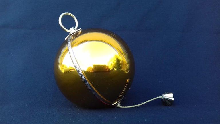 Musical Christmas Ball Christmas Tree Christmas Ornament Music Box Silent Night 3