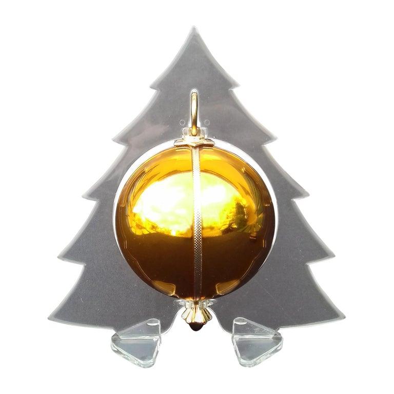 Musical Christmas Ball Christmas Tree Christmas Ornament Music Box Silent Night